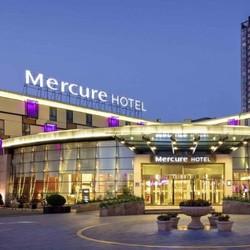 北京华腾美居酒店高级双床房2晚(含造成+双人晚餐)