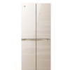 KINGHOME 晶弘 BCD-445WIPQGV 变频十字对开门冰箱 445L 悦动金