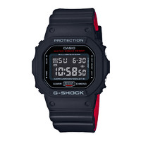 CASIO 卡西欧 G-SHOCK系列 DW-5600HR-1PR 男士石英手表