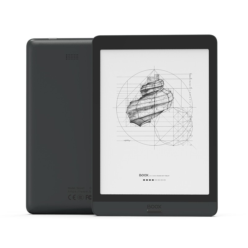 BOOX 文石 Nova3套装 7.8英寸电子书阅读器