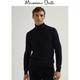 双11预售:Massimo Dutti 0940330 男装羊毛和山羊绒男士针织衫 400元包邮(需定金,1日付尾款)