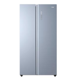 Haier 海尔 鲜享系列 BCD-596WGHSS9DP9 变频对开门冰箱 596L 云灰蓝