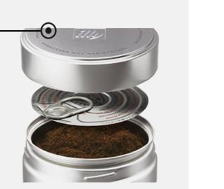 illy 意利 阿拉比加精选 意大利 中度烘焙 咖啡豆 250g*3罐