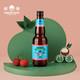 评论有奖:URBRAU 优布劳 幼兽荔枝 果味精酿啤酒 300ML*12瓶 69元包邮(需用券)