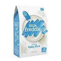 LittleFreddie 小皮 原味有机婴幼儿大米粉 1段 160g +凑单品