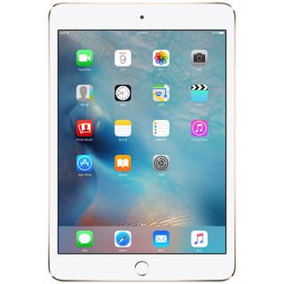 Apple 苹果 iPad mini 3 2015款 7.9英寸 平板电脑 金色 16GB WLAN