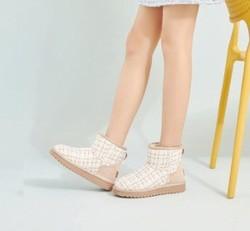 西遇 D2103865Y 女士雪地靴
