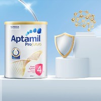 Aptamil 爱他美 白金版 儿童奶粉 4段 900g 八罐