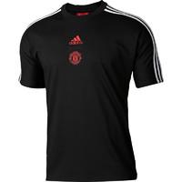阿迪达斯 adidas MUFC SSP TEE 男子足球曼联短袖T恤EI9874