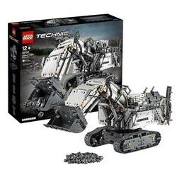 百亿补贴 : LEGO 乐高 机械组系列 42100 利勃海尔R9800挖掘机