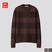 UNIQLO 优衣库 UQ421256000 男士针织衫