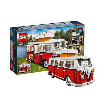 百亿补贴:LEGO 乐高 创意百变高手系列 10220 大众露营车