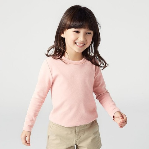 lativ  诚衣 儿童纯棉长袖T恤