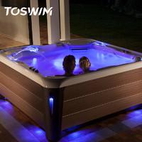 TOSWIM泳镜侠推荐水疗游泳池!疫情不出门在家也可享受spa温泉!