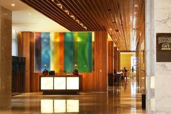 西安盛美利亚酒店 豪华市景大床房2晚(含早餐)