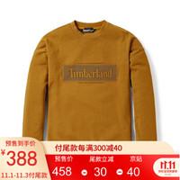 预售Timberland添柏岚男装20秋装新款户外圆领松套头宽卫衣 XS *3件