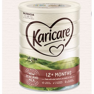 Karicare 可瑞康 婴儿牛奶粉900g 3段 6罐