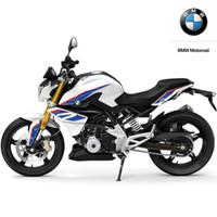 宝马BMW 310R  摩托车 白色