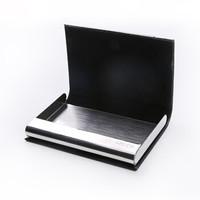 M&G 晨光 ASC99387 商务名片盒 黑色 单个装