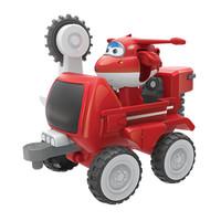 AULDEY 奥迪双钻 超级飞侠载具机器人 720844 乐迪太空车+凑单品
