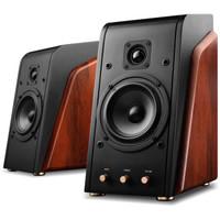 双11预售 : HiVi 惠威 M200 HiFi音箱 棕色