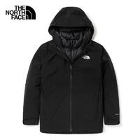 TheNorthFace 北面 4N9T 男士三合一冲锋衣外套