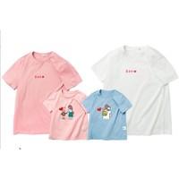 Mini Balabala 迷你巴拉巴拉 儿童短袖T恤