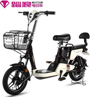 11月1日:TAENT 踏浪 小爱萌 新国标电动自行车