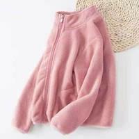 京东PLUS会员:瑄妮薇 女童珊瑚绒外套 +凑单品