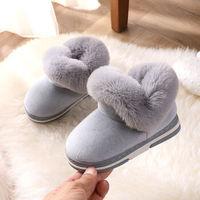 移动专享 : kadingtong 卡叮童 儿童雪地靴