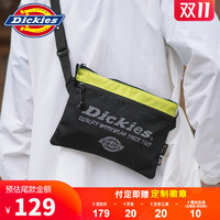 Dickies品牌LOGO印花斜挎休闲运动单肩包DK007599