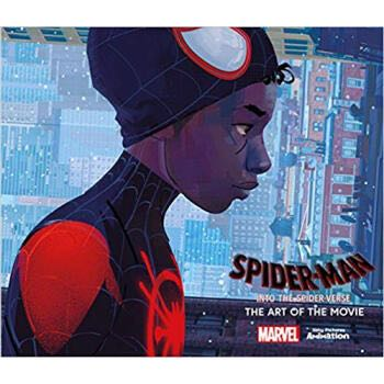 《Spider-Man: Into the Spider-Verse - The Art of the Movie 蜘蛛侠:平行宇宙——电影设定集》