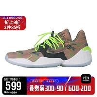adidas 阿迪达斯 HardenVol.4 DanielPatric FY2789 男士休闲鞋