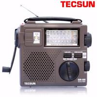 德生(Tecsun) 收音机全波段老人充电便携式半导体广播台式收音机GREEN-88