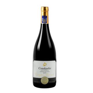 Cnaukaefer 凯富卡洛尔 优酿赤霞珠葡萄酒 单支装 750mL *3件
