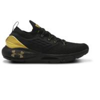 UNDER ARMOUR 安德玛 HOVR Phantom 2 Metallic 男士跑鞋 3023899-001 黑色/金黄 42