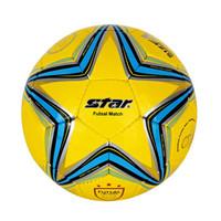 star世达足球手缝球世界杯4号5号训练比赛耐磨足球(随机赠护腕) FB524-05 四号球