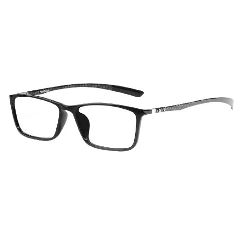 essilor 依视路 1.56超薄非球面易洁膜+黑色镜框