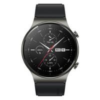 华为 HUAWEI WATCH GT 2 Pro 智能手表(ECG、血氧、GPS、扬声器、温度计)