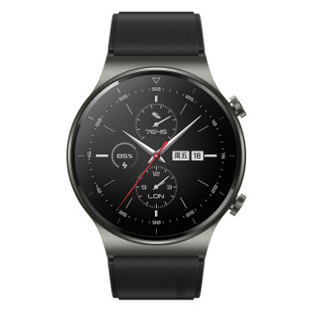 8日0点:HUAWEI 华为 WATCH GT 2 Pro 智能手表 运动款 46mm
