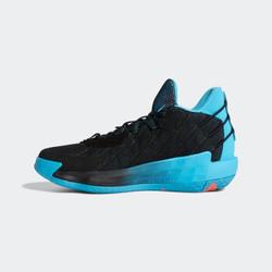 adidas阿迪达斯男鞋运动鞋利拉德DAME7GCA场上篮球鞋红蓝鸳鸯G57905