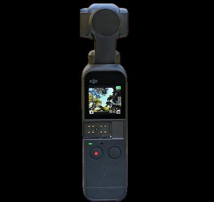 DJI 大疆 灵眸Osmo系列 pocket 2 口袋云台相机