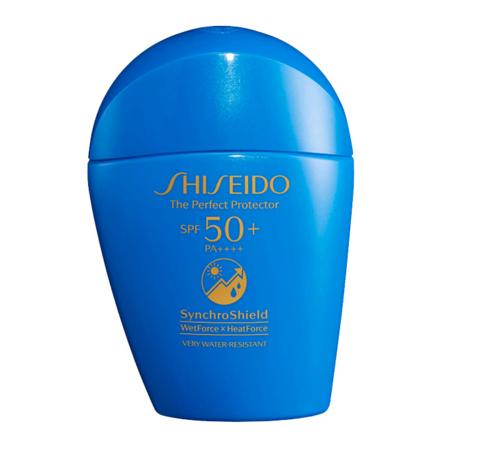 SHISEIDO 资生堂 新艳阳夏臻效水动力防护乳 SPF 50+ 50ml
