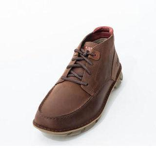 CAT/卡特秋冬款男RADAR深卡其休闲靴P723615I3UDC14 棕色 42
