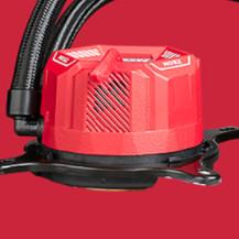 ASUS 华硕 TUF GAMING LC 240 RGB水冷散热器 机动战士扎古版
