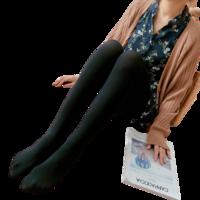 初愫 女士连裤袜 打底裤 中腰加绒加厚