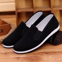踏福轩 老北京布鞋  黑色 39