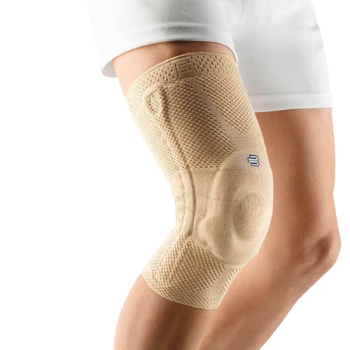 BAUERFEIND GenuTrain 8 常规款 运动护膝 肤色 0