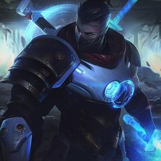 重返游戲 : 英雄聯盟本周半價皮膚鑒賞 忍者與科技的結合:未來戰士 慎