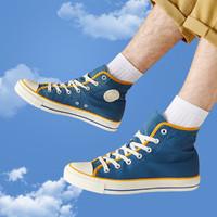 森马1DE010411251-0188 男帆布鞋